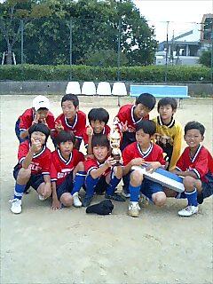 4年生!準優勝おめでとう☆